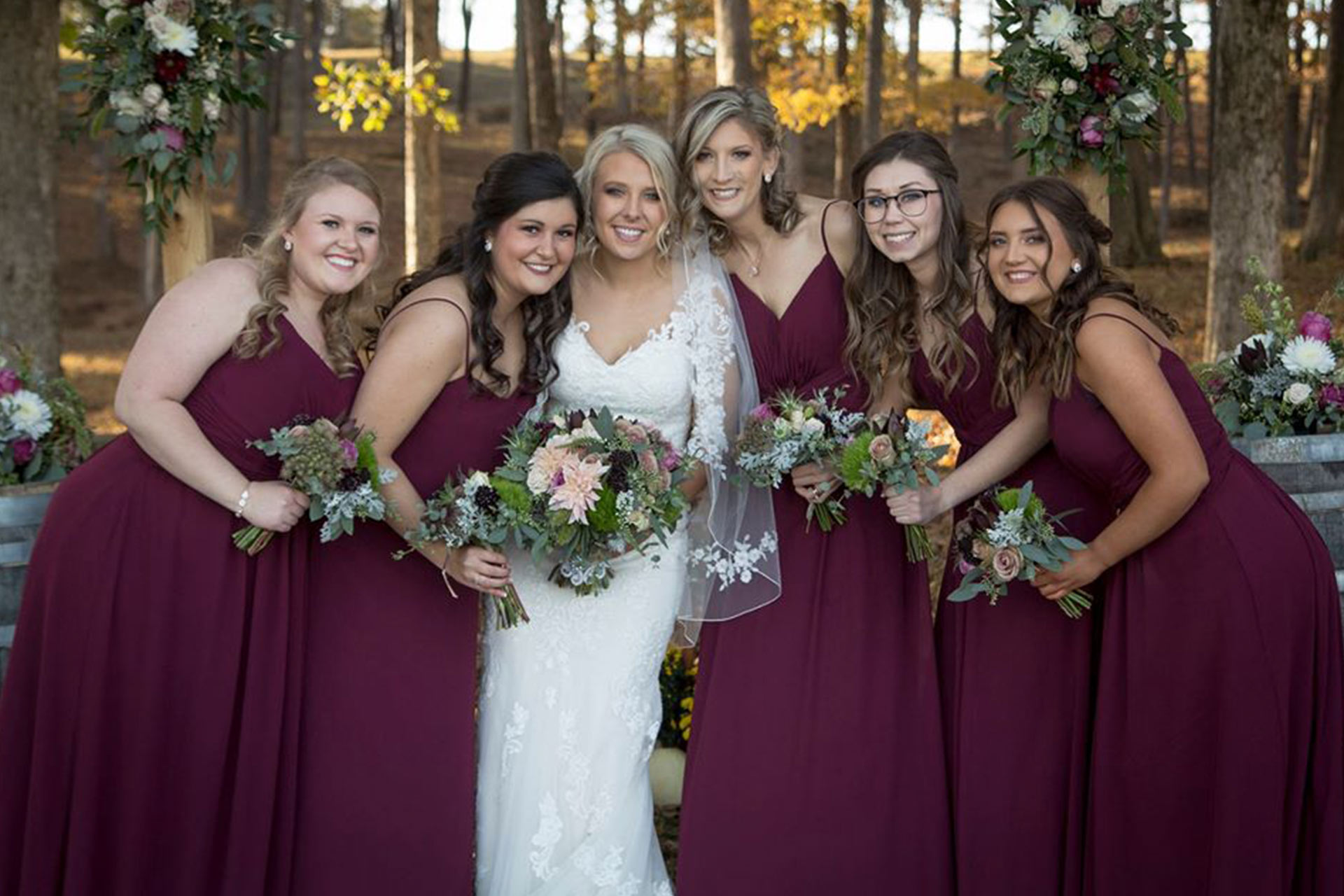 Outdoor Country Wedding Venue In Southern Illinois Samsons Mountain Whitetail Deer