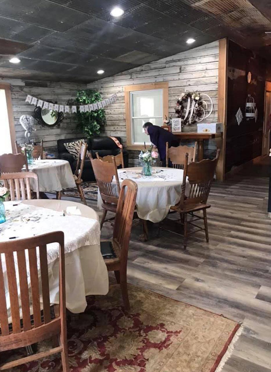 Bridal Shower Wedding Venue In Southern Illinois Samsons Mountain Whitetail Deer