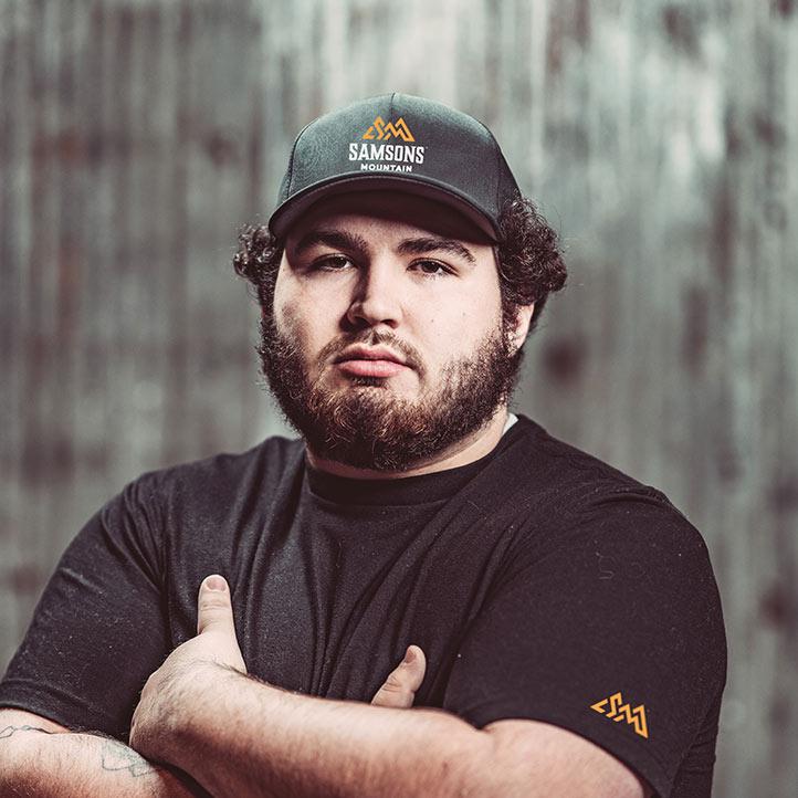 Josh Ryder Samsons Mountain Whitetail Deer